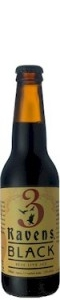 3 Ravens Black Stout 330ml - Buy
