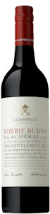 Campbells Bobbie Burns Shiraz 2013 - Buy