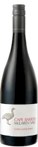 Cape Barren Native Goose Shiraz - Buy