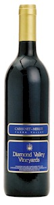 Diamond Valley Cabernet Merlot 2011 - Buy