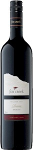 Fox Creek Reserve Merlot 2008 - Buy