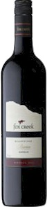 Fox Creek Reserve Shiraz 2013 - Buy