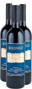 Argiano Solengo Gift Set 2001 2003 2004 - Buy