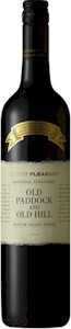 Mount Pleasant Old Paddock Old Hill Shiraz - Buy