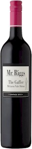 Mr Riggs Gaffer Shiraz 2015 - Buy