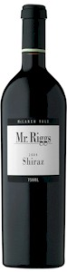 Mr Riggs McLaren Vale Shiraz 2014 - Buy