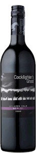 Cockfighters Ghost Merlot 2012 - Buy
