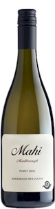 Mahi Marlborough Pinot Gris 2015 - Buy