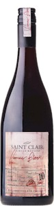 Saint Clair Pioneer Block 10 Twin Hills Pinot Noir - Buy