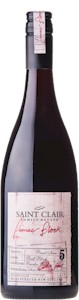 Saint Clair Pioneer Bull Block 5 Pinot Noir - Buy