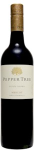 Pepper Tree Wrattonbully Merlot 2013 - Buy