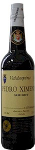 Valdespino Pedro Ximenez Yellow Label - Buy