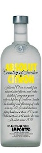Absolut Citron Swedish Vodka 700ml - Buy