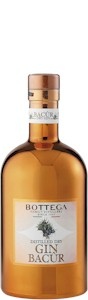 Bottega Bacur Gin 500ml - Buy