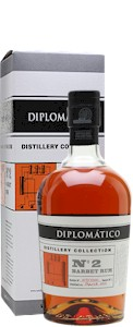 Diplomatico Collection No2 Barbet Rum 700ml - Buy