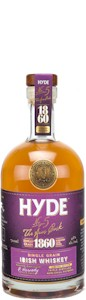 Hyde Single Grain Burgundy Cask Finish 700ml - Buy