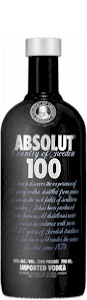 Absolut 100 Proof Swedish Vodka 700ml - Buy