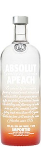 Absolut Peach Vodka 700ml - Buy