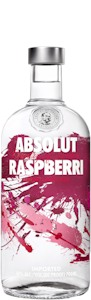 Absolut Raspberri Vodka 700ml - Buy