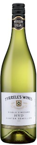 Tyrrells HVD Semillon 2011 - Buy