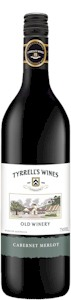 Tyrrells Old Winery Cabernet Merlot 2016 - Buy