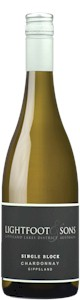 Lightfoot Sons Single Block Chardonnay 2013 - Buy