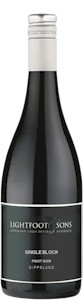 Lightfoot Sons Single Block Pinot Noir 2015 - Buy
