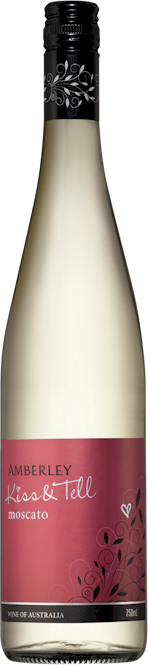 Amberley Kiss Tell Moscato 2015