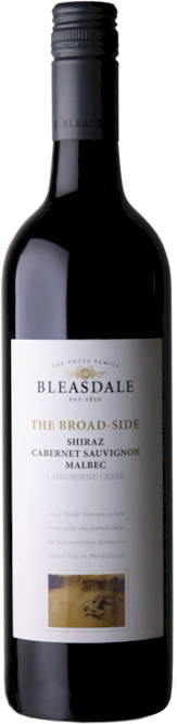 Bleasdale Broad Side Shiraz Cabernet