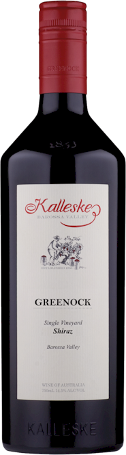 Kalleske Greenock Shiraz 2015