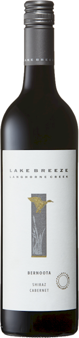 Lake Breeze Bernoota Shiraz Cabernet 2015