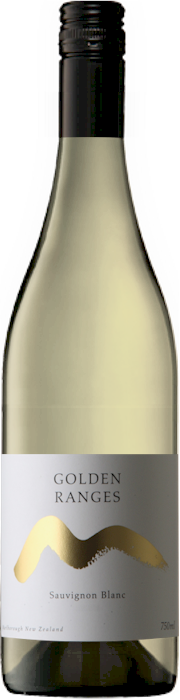 Golden Ranges Marlborough Sauvignon Blanc 2013