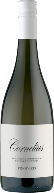 Cornelius Single Vineyard Pinot Gris 2011