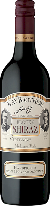 Kay Brothers Block 6 Shiraz 2015