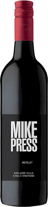 Mike Press Adelaide Hills Merlot