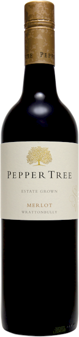 Pepper Tree Wrattonbully Merlot 2015