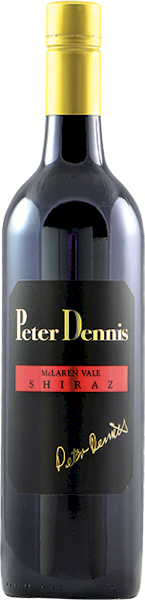 Peter Dennis Shiraz 2014