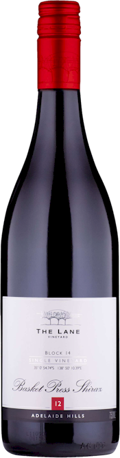 Lane Vineyard Adelaide Hills Block 14 Shiraz 2012 - Buy