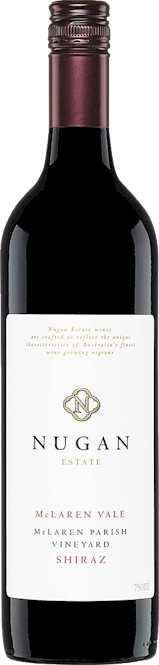 Nugan McLaren Parish Vineyard Shiraz 2012