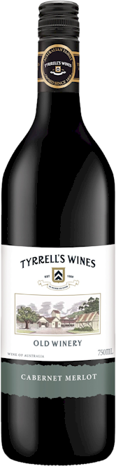 Tyrrells Old Winery Cabernet Merlot 2016