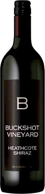 Buckshot Vineyard Heathcote Shiraz
