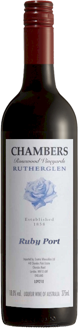 Chambers Rosewood Ruby Port