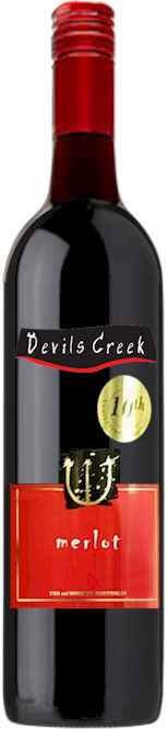 Devils Creek Alpine Valley Merlot 2014
