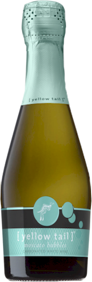 Yellow Tail Moscato Bubbles Piccolo 200ml - Buy