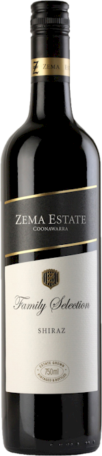 Zema Estate Family Selection Shiraz
