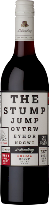 dArenberg Stump Jump Shiraz 2015 - Buy