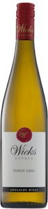 Wicks Adelaide Hills Pinot Gris - Buy