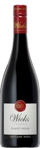 Wicks Adelaide Hills Pinot Noir - Buy