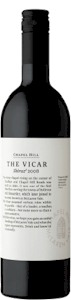 Chapel Hill The Vicar Shiraz 2011 - Buy