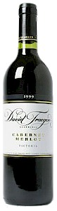 David Traeger Cabernet Merlot  2003 - Buy